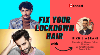 Fix Your Lockdown Hair