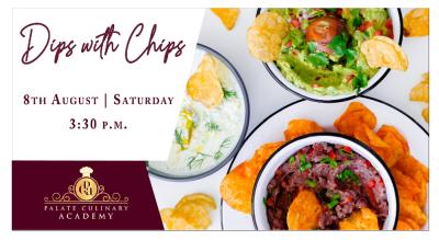 Dips with Chips with Rakhee Vaswani
