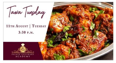 Tawa Tuesday with Rakhee Vaswani