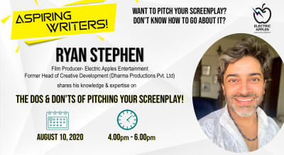 The Dos and Don'ts of Pitching Your Screenplay