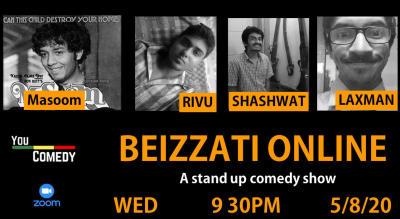 Beizzati Online Comedy Show
