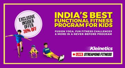 Kleinetics LIVE Video Fitness For Kids [Limited Offer]