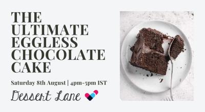 The Ultimate Chocolate Cake with Dessert Lane