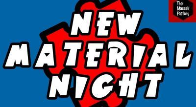 New Material Night