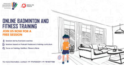 Prakash Padukone Badminton Schools at Home