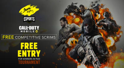 Call of Duty Scrims by Born To Play Esports