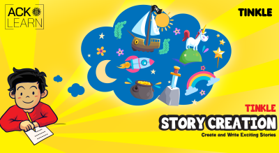 Tinkle Story Creation