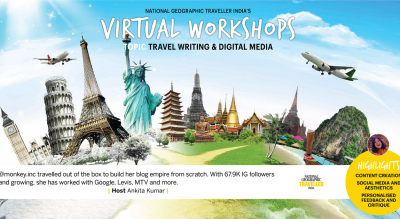 National Geographic Traveller India's- Digital Media and Travel