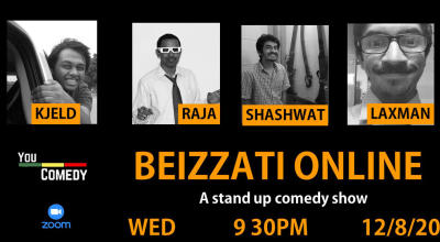 Youcomedy club: Beizzati online