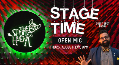 Stage Time Ft. Baggy