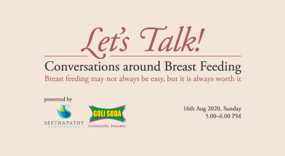 Let's Talk: Conversations Around Breast Feeding
