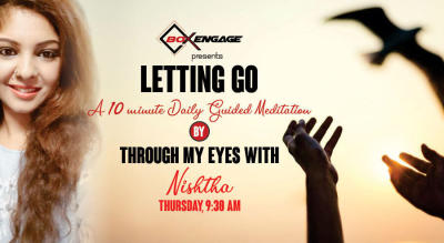 Letting Go A 10 minutes Daily Guided Meditation by Nishtha