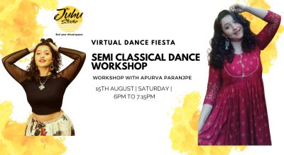 Virtual Dance Fiesta - Semi Classical Workshop