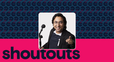 Request a Shoutout by Appurv Gupta