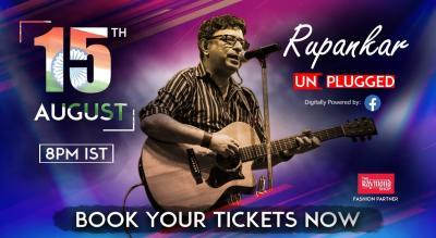 Rupankar Unplugged in Concert