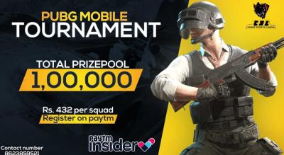 Cyber eSPORTS PUBG MOBILE LEAGUE SEASON 1