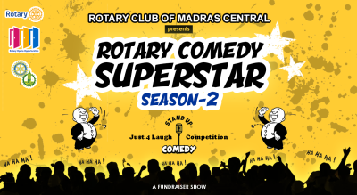 Rotary Comedy Super Star - Audition Video Upload