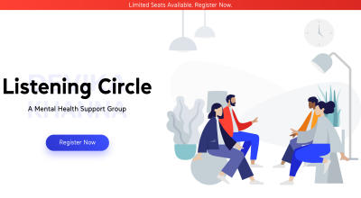 Listening Circle: A Mental Health Support Group