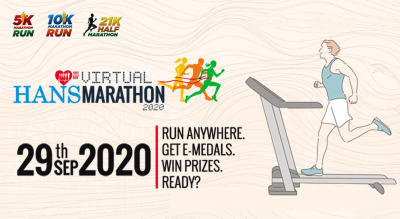 Hans Virtual Marathon 2020