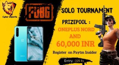 Cyber eSPORTS PUBG SOLO TOURNAMENT