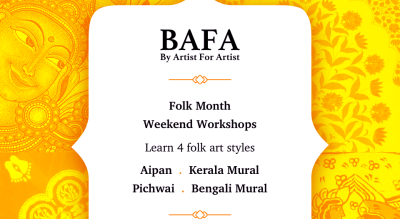 Folk Month Weekend Workshops with BAFA