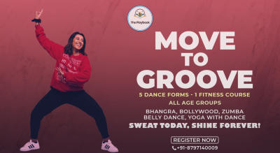 Join the Fitness Revolution with Vandana Munjal / 12 sessions per month