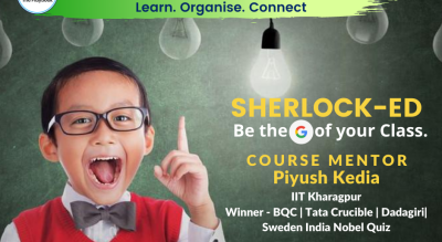 Be the Google of your class with IITian Piyush | 9 sessions