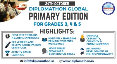 Diplomathon Global Primary