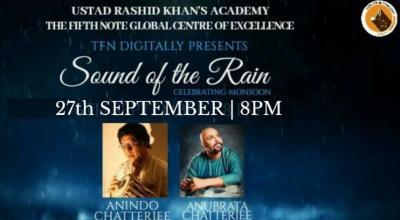 Sound of the Rain - Celebrating Monsoon (Day 3) - US / Canada