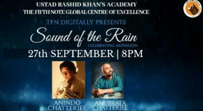 Sound of the Rain - Celebrating Monsoon (Day 3) - UK