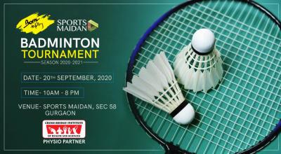 Born To Play Badminton Tournament