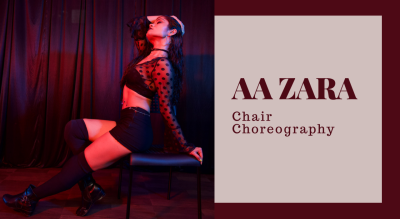 3 Hour Intensive Class - Aa Zara (Chair Choreo)