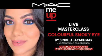 Colourful Smoky Eye   M.A.C Cosmetics