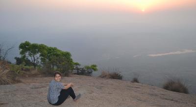 Savanadurga Sunrise Trek With Water Activities | Escape2explore