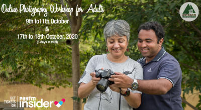 Online Photography Workshop for Adults