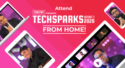 YourStory | TECHSPARKS 2020 ONLINE SUMMIT