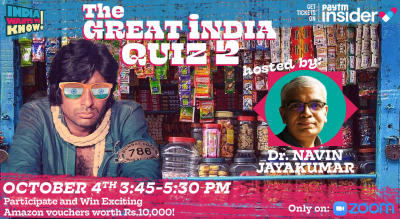 The Great India Quiz 2