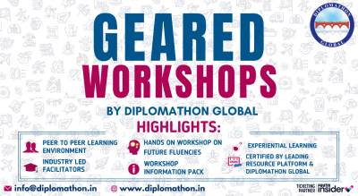 GEARED Workshops by Diplomathon Global