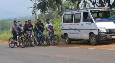 Savanadurga One day Cycling with Kayaking | Escape2explore
