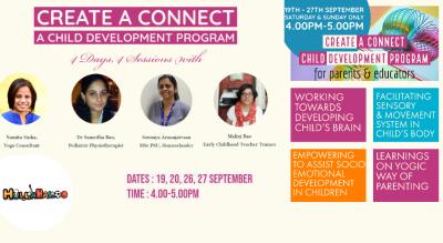 Create a Connect - A Child Development Program