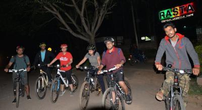 Rasta Midnight Cycling Trip | Escape2explore