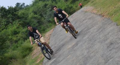One Day Cycling Trip To Bheemeshwari Through Muthathi Forest   Escape2Explore