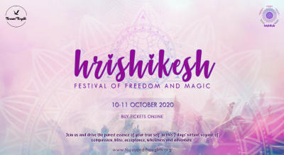 Hrishikesh 6.3 - Festival of Freedom & Magic
