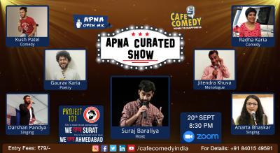 Apna Curated Show
