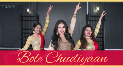 Team Naach : Bole Chudiyaan (Weekday Batch)