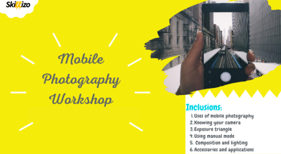 Mobile Photography Workshop