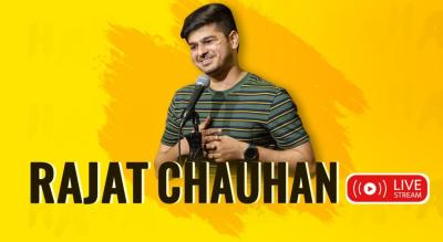 Rajat Chauhan Live - Stand Up Comedy