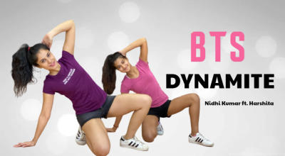 DYNAMITE Dance Workshop (Beginners) - Nidhi Kumar