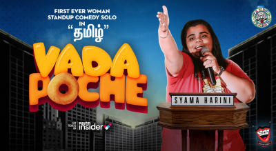 Syama Harini's Vada Poche (Tamil)