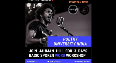 Poetry University India :  POETRY WORKSHOP